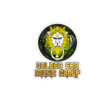 Golden Era Music Group Legacy Logo Stickers