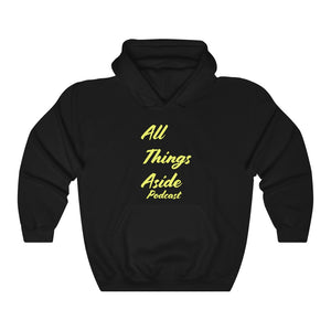 All Things Aside Podcast Hoodie [Gildian]