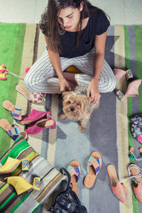 ELIA Beautifully Designed Footwear Created In Egypt