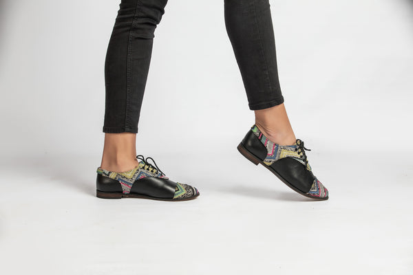 LUXOR OXFORDS