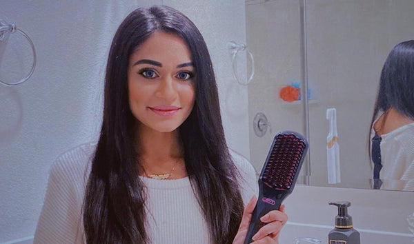 Styling Tips and Tricks with TYMO iONIC Hair Straightening Brush