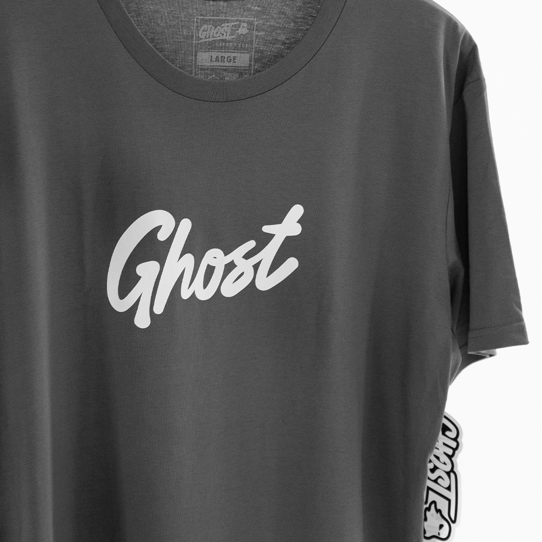 Apparel |GHOST® MONOCHROMATIC TEE