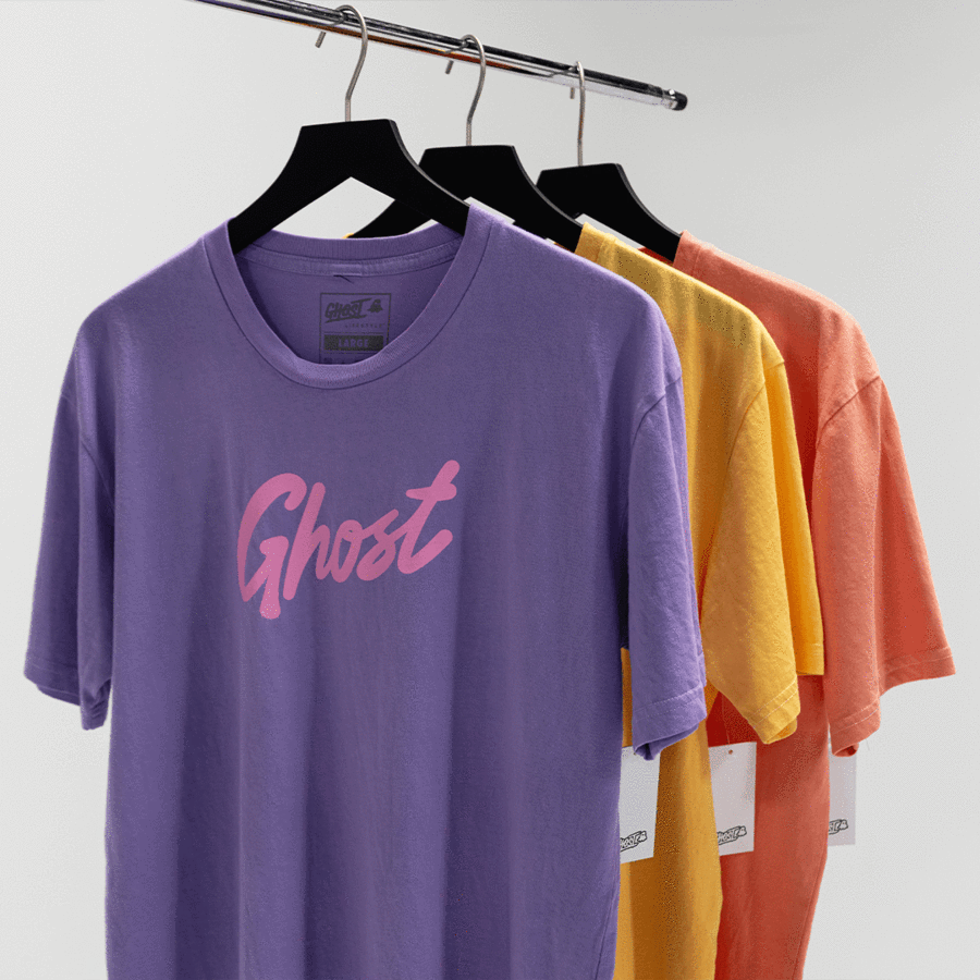 Apparel |GHOST® SUMMER TONES TEE
