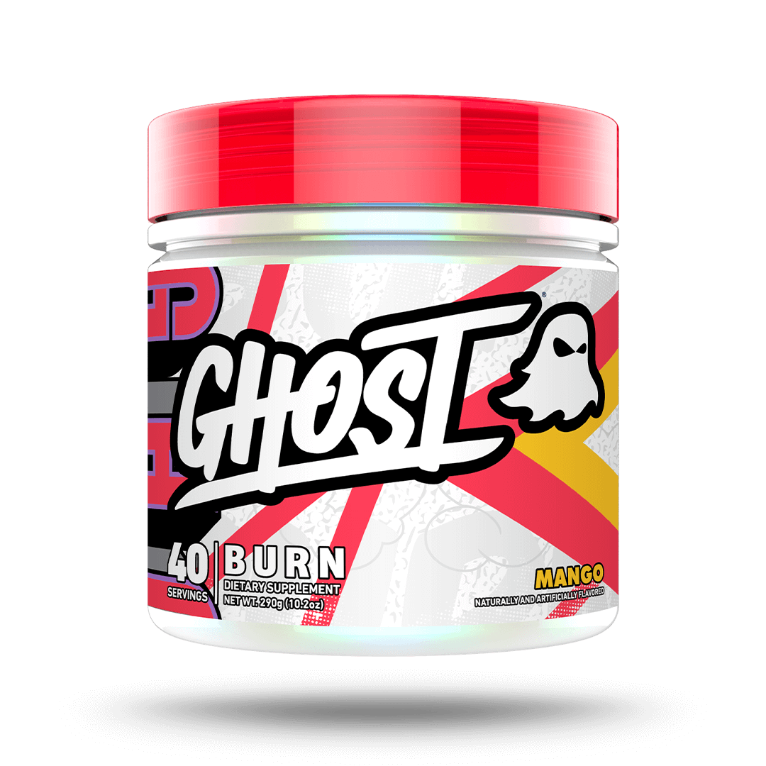 GHOST BURN Mango flavor