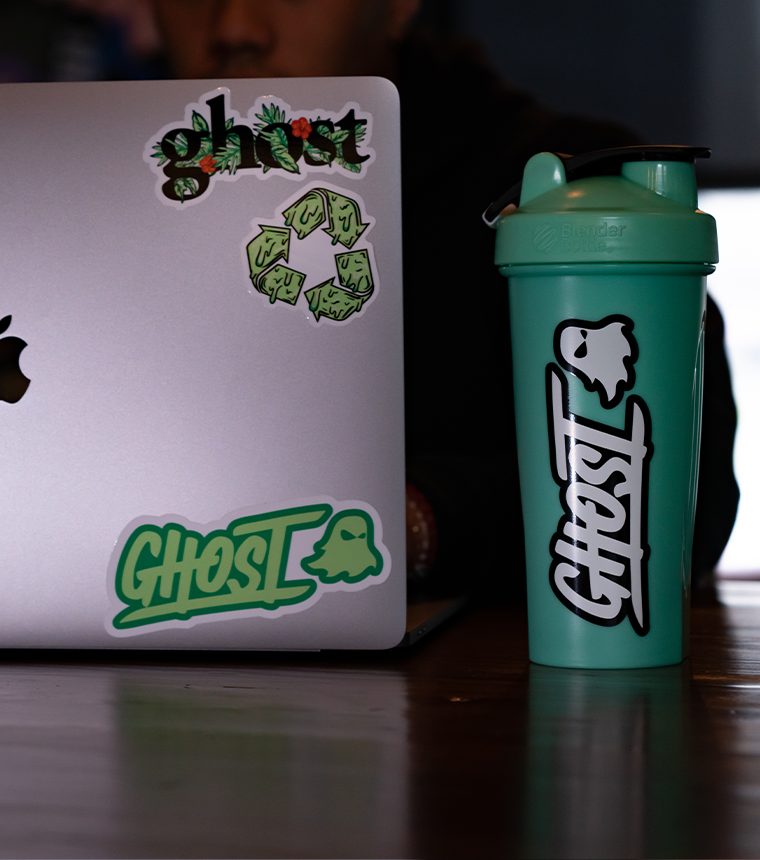 GHOST® EARTH DAY STICKER PACK
