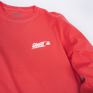 Apparel |GHOST® GLITCH LONG SLEEVE