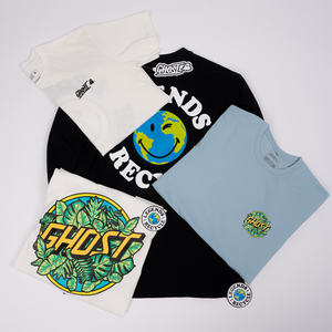 Apparel |GHOST® RECYCLE TEE