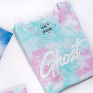 Apparel |GHOST® TIE DYE SLEEVELESS TEE