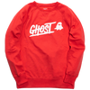 GHOST® CLASSIC CREWNECK Infrared