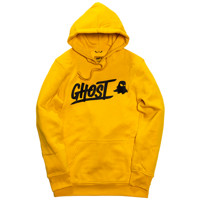 GHOST® CLASSIC HOODIE Yellow