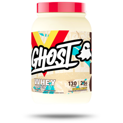 GHOST WHEY Protein Cereal Milk Flavor 26 servings