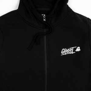 Apparel |GHOST® Zip Up Hoodie