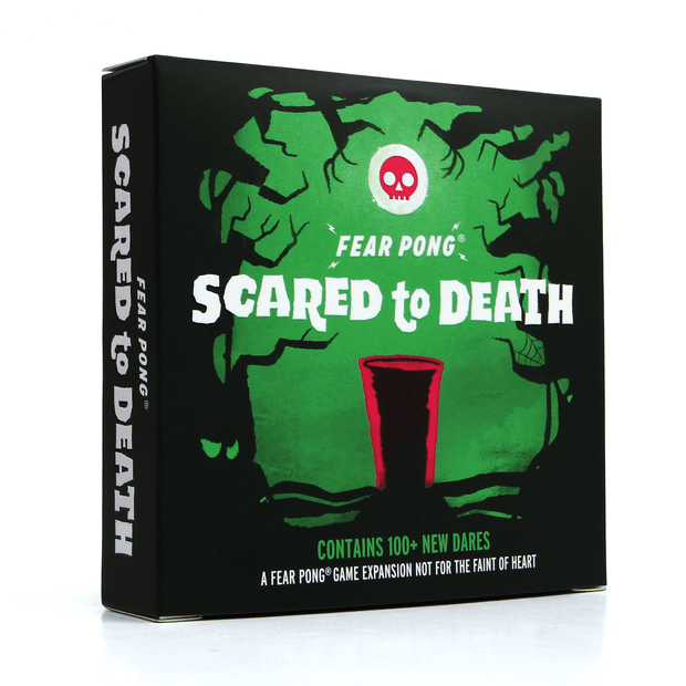Fear Pong: Scared to Death Expansion Pack