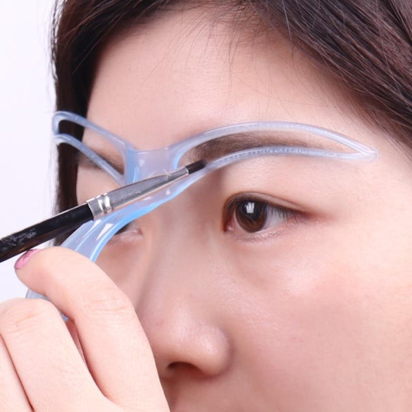 Reusable Eyebrow Stencil