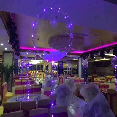 Palo™ Light-Up Party Balloons