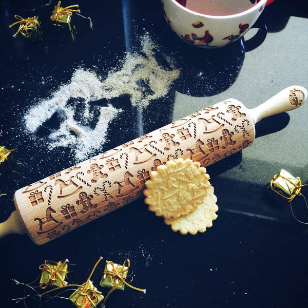 Palo™ Holiday Rolling Pins