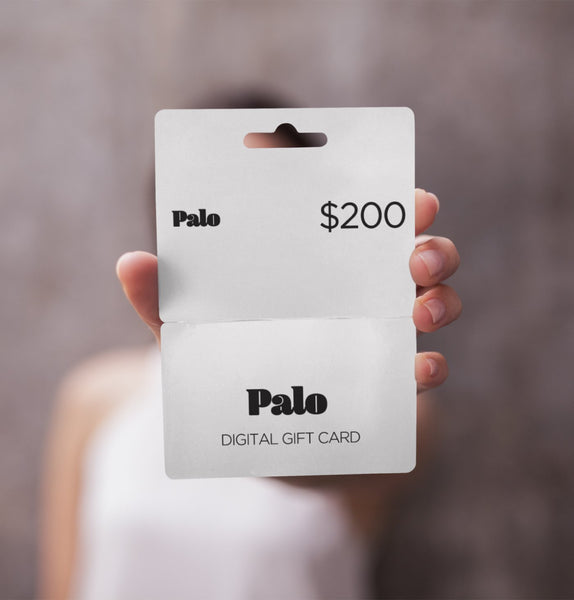 Palo Digital Gift Card (Instant Download)