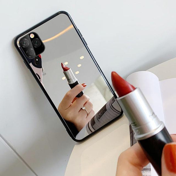 Vanity - Mirror iPhone Mobile Case – Palo