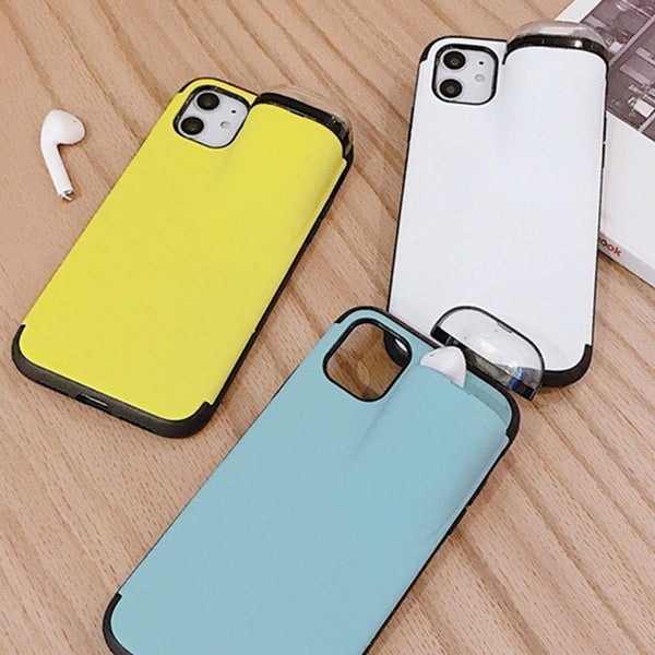 2 in 1 iPhone & AirPod Case
