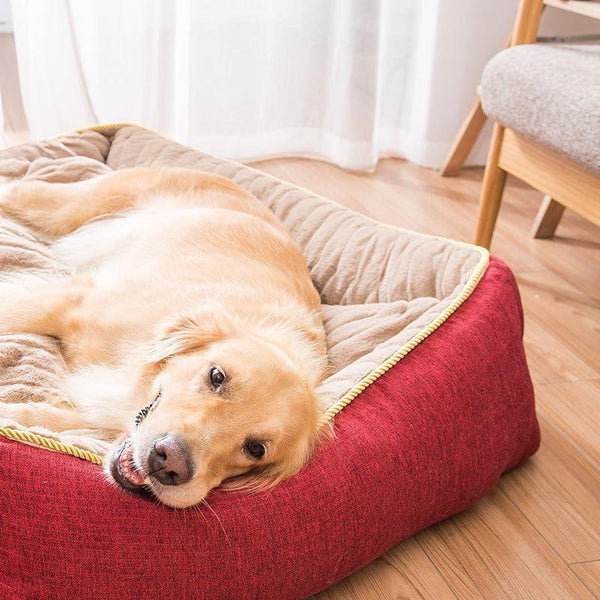 Millie - Comfy Plush Pet Bed