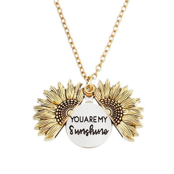 Your Are My Sunshine Necklace