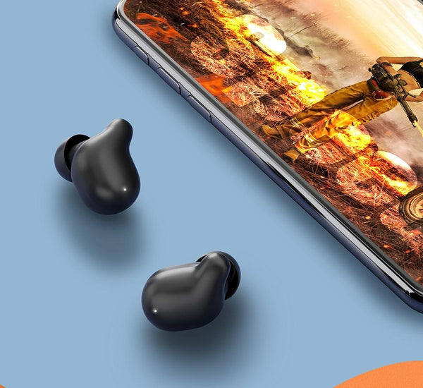 Haylou™ - Wireless Noise-Cancelling Earbuds (With Power Bank)