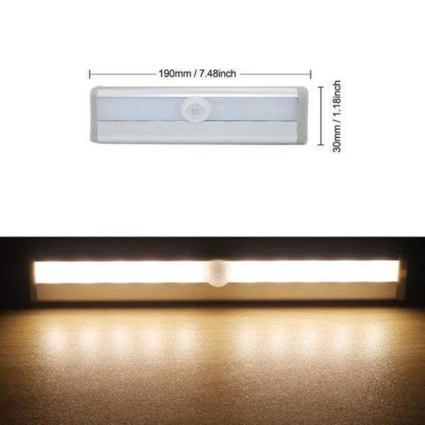 Lightly - Motion Sensor LED Light Strip