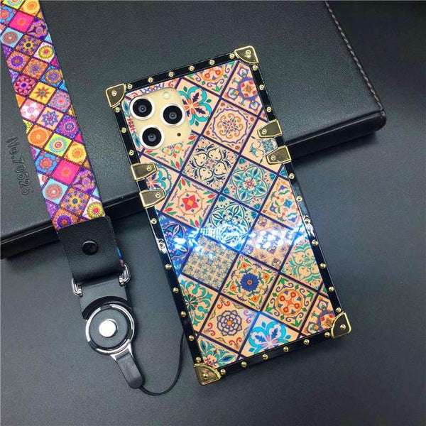 Retro Vintage Mobile Phone Case