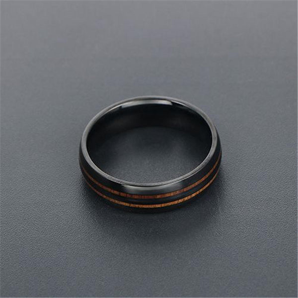 Adryan - Vintage Barrel Ring