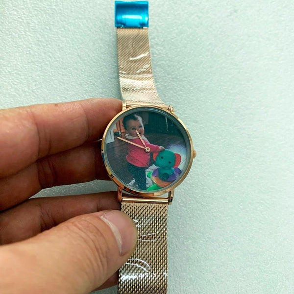Custom Photo Watch