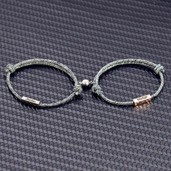 Couple Braided Bracelet