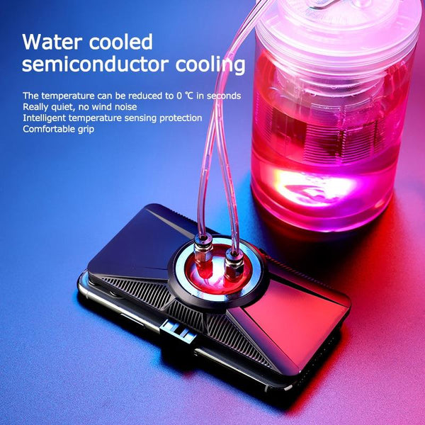 Mobile Phone Cooling System
