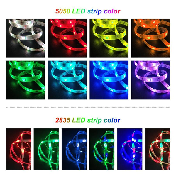 Bluetooth LED Strip Ribbon Light