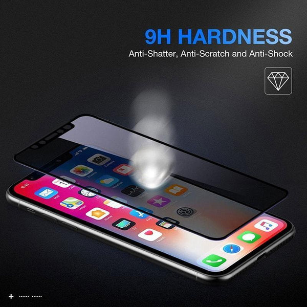 Soft Film Privacy iPhone Screen Protector