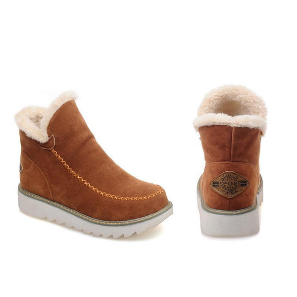 Pyrenees™ Fleece Ankle Boots