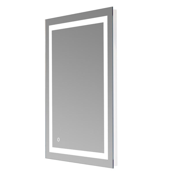 Hodge - Touch Screen Backlit Light Frame Mirror