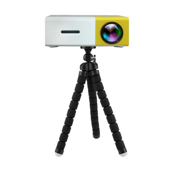 The Palo™ Projector Screen & Tripod Set