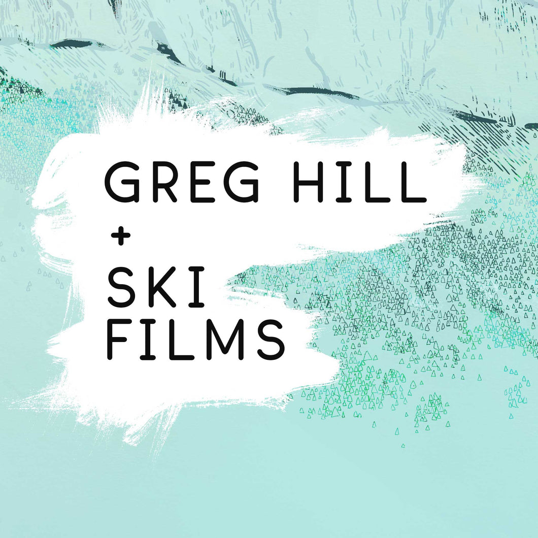 Greg Hill and Ski Films in Calgary at CMFF