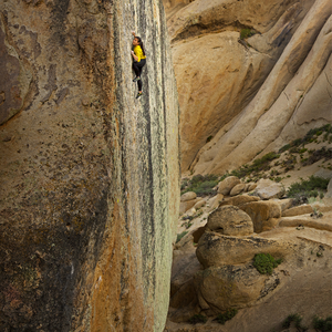 NINA WILLIAMS + CLIMBING FILMS