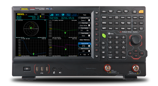 Analizzatore di spettro Real-time Rigol RSA5032N 9kHz~3.2GHz (include TG and VNA)