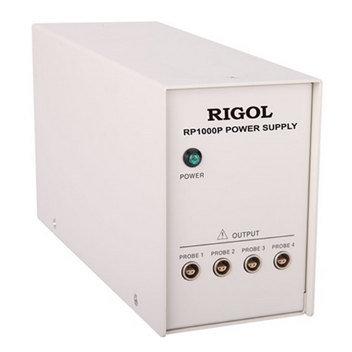 Rigol RP1000P 4CH Power Supply for Current Probe RP1003C/RP1004C/RP1005C - Rigol Italia