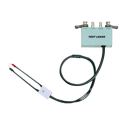 GW-Instek  LCR-08  Test Fixture (Tweezers) for SMD/Chip components   Upgrade Option
