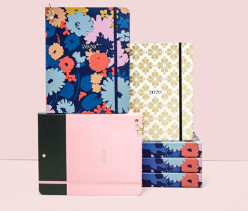 Kate Spade New York 2020 Planners