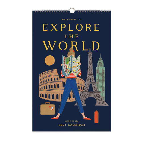 Rifle Paper Co 2021 Calendars
