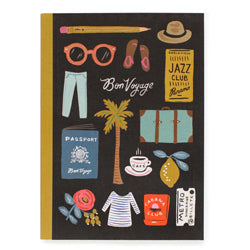 Bon Voyage with Rifle Paper Co.