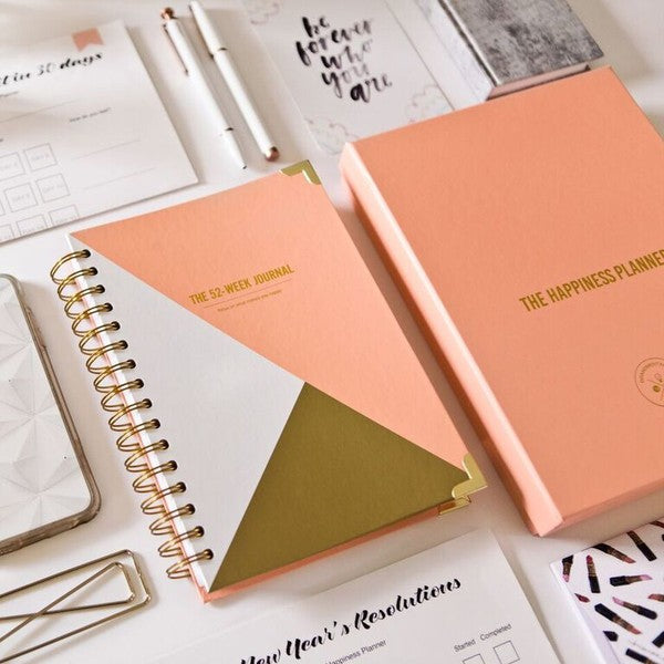 Happiness Planner - Life Planners
