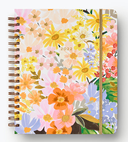 Rifle Paper Co. 17 Month 2021-2022 LARGE Planner - Marguerite