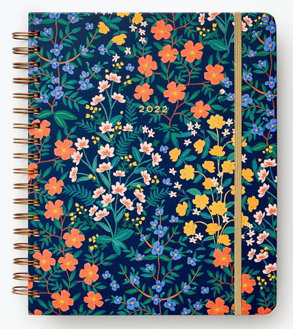Rifle Paper Co. 17 Month 2021-2022 LARGE Planner - Wildwood