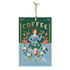 Rifle Paper Co. 2020 Coffee & Tea Calendar