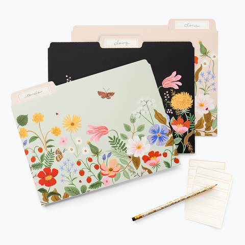 Rifle Paper Co. File Folders